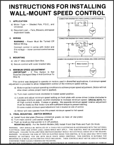 CN5-Speed-Control wiring diagram