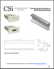 CSi Handle Pull Types