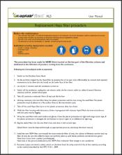 Replacement of HEPA Filter Procedure